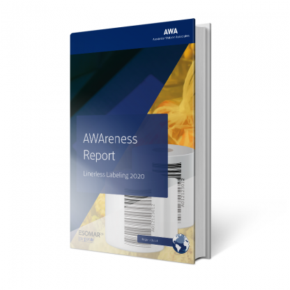 Linerless Labeling Report Cover
