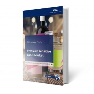 Pressure-sensitive Label Market Report Cover