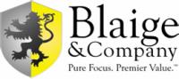 Blaige logo