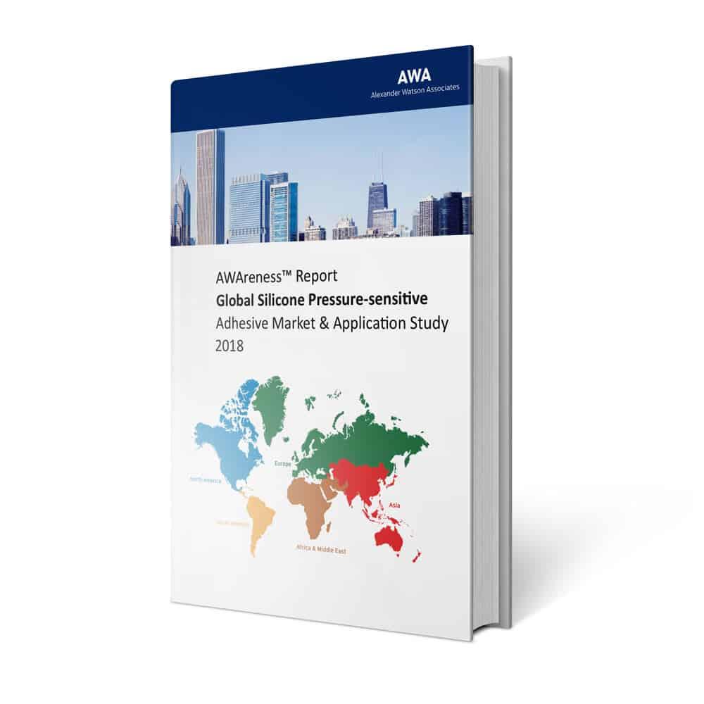 Global Silicone Pressure-sensitive Adhesive Market & Application Study 2018