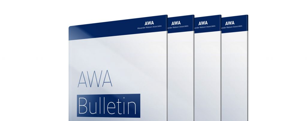 AWA Market Insight Bulletins